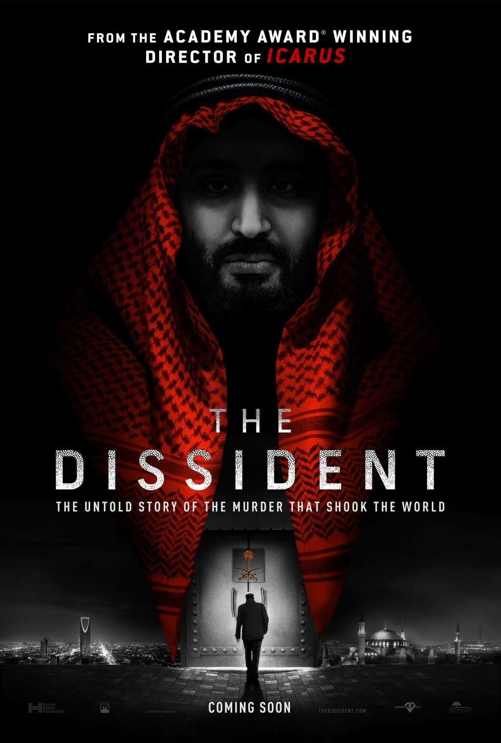 The Dissident kapak