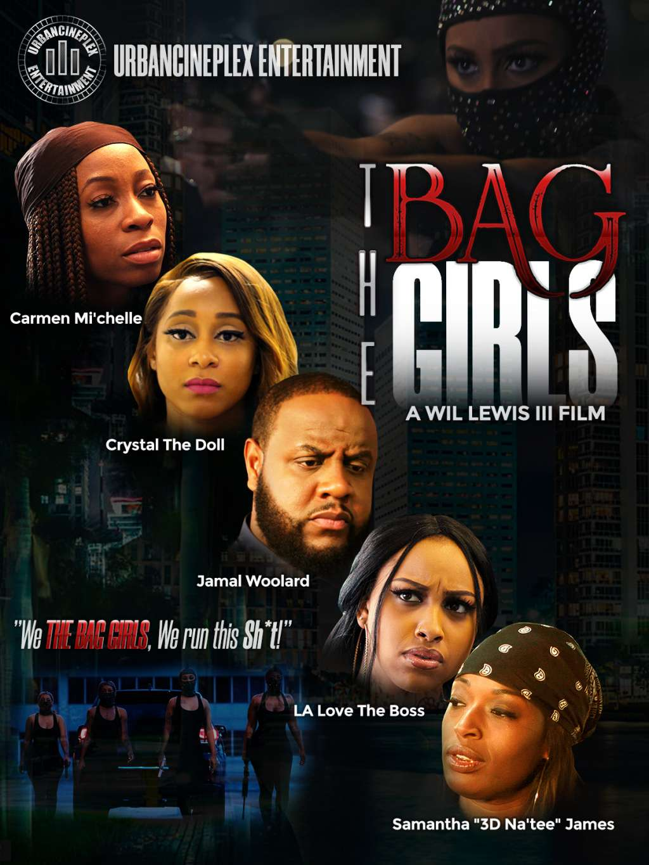 The Bag Girls kapak