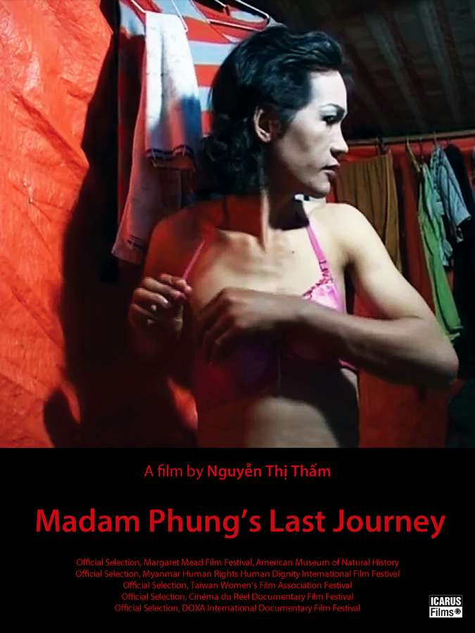 Madam Phung's Last Journey kapak