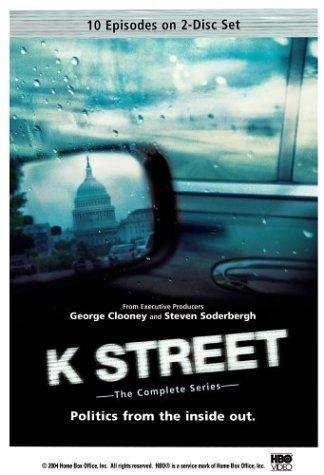 K Street kapak