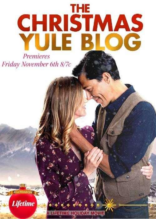 The Christmas Yule Blog kapak