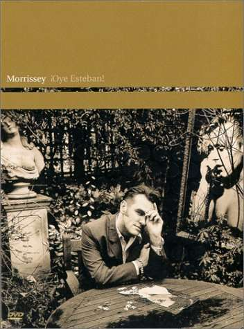 Morrissey: ¡Oye Esteban! kapak