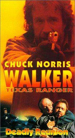 Walker Texas Ranger 3: Deadly Reunion kapak
