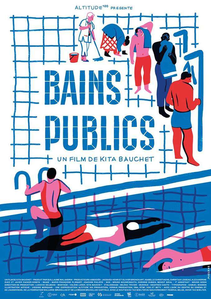 Bains Publics kapak