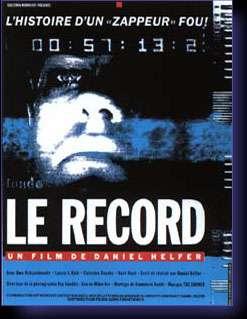 The Record kapak