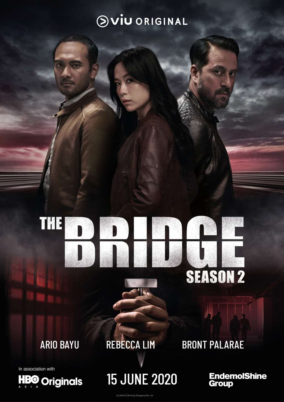 The Bridge kapak