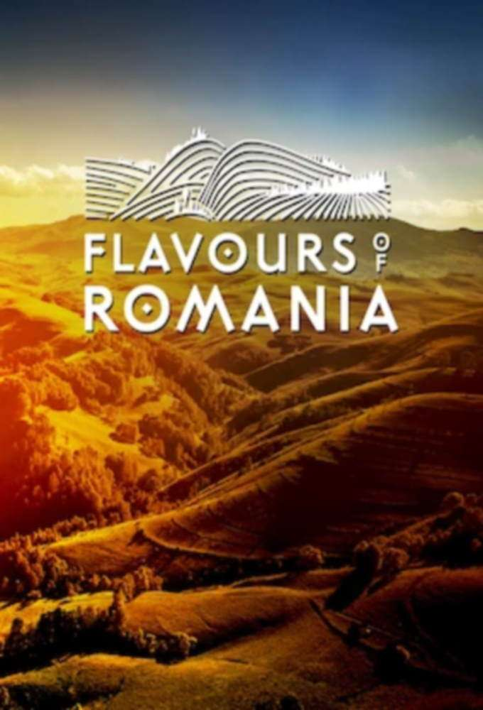 Flavours of Romania kapak