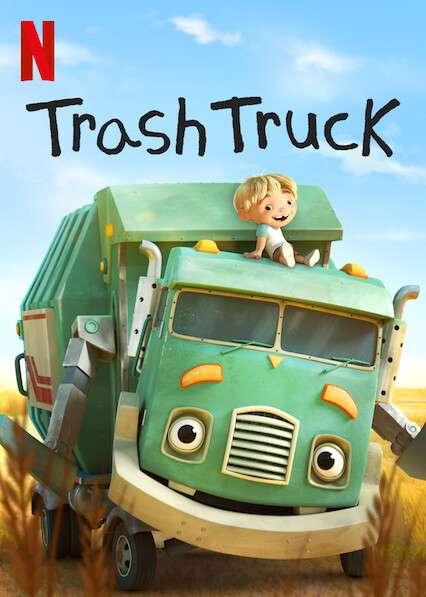 Trash Truck kapak