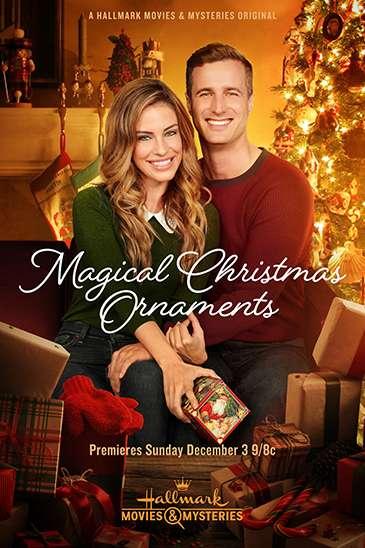 Magical Christmas Ornaments kapak