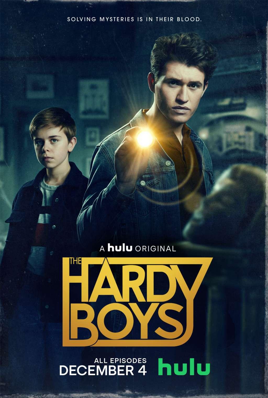 The Hardy Boys kapak