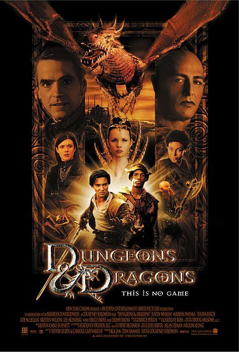 Dungeons & Dragons kapak