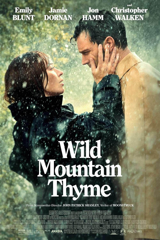 Wild Mountain Thyme kapak
