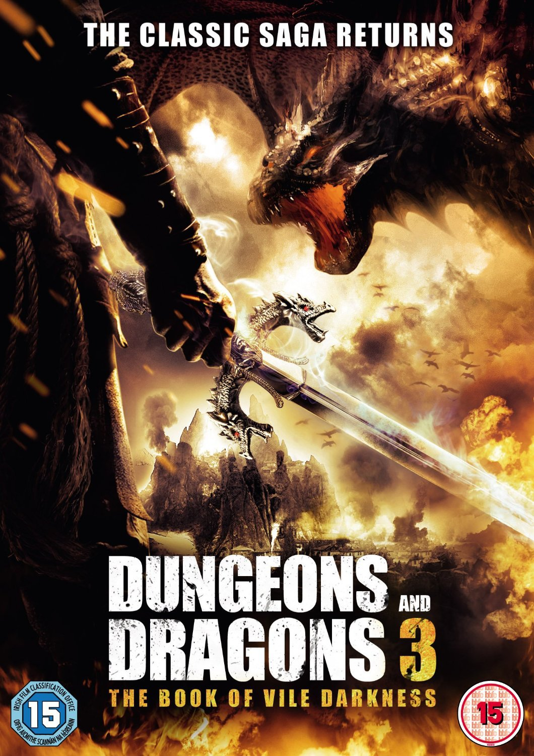 Dungeons & Dragons: The Book of Vile Darkness kapak