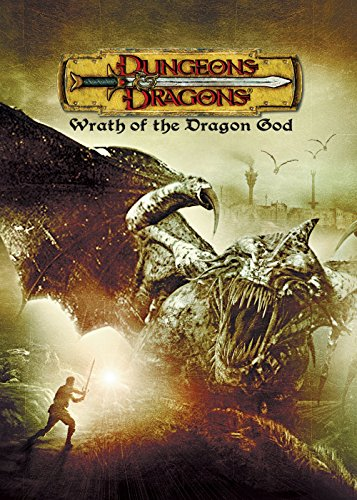 Dungeons & Dragons: Wrath of the Dragon God kapak