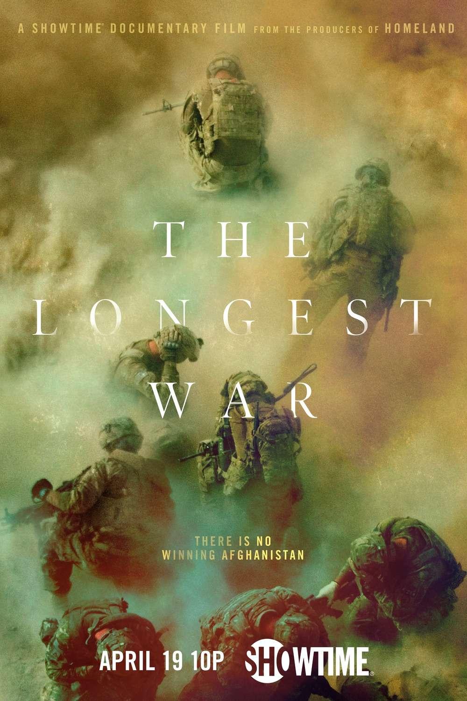 The Longest War kapak