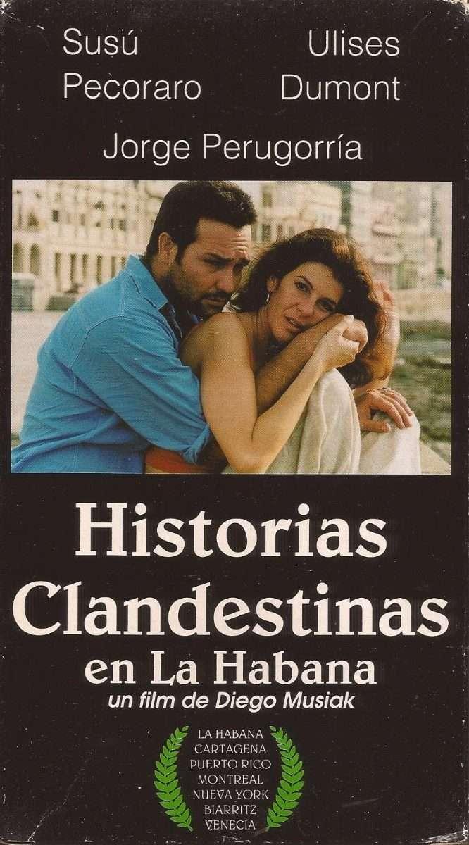Clandestine Stories in Havana kapak