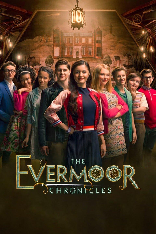 Evermoor Confidential Chronicles kapak