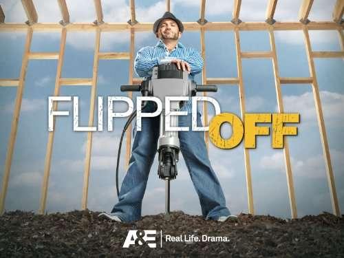 Flipped Off kapak