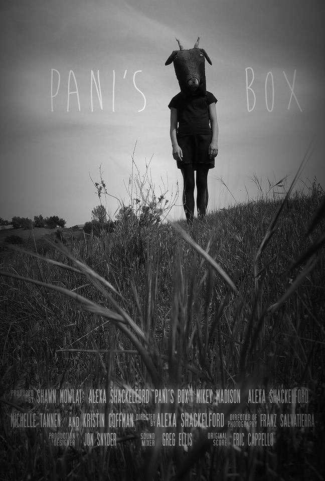 Pani's Box kapak