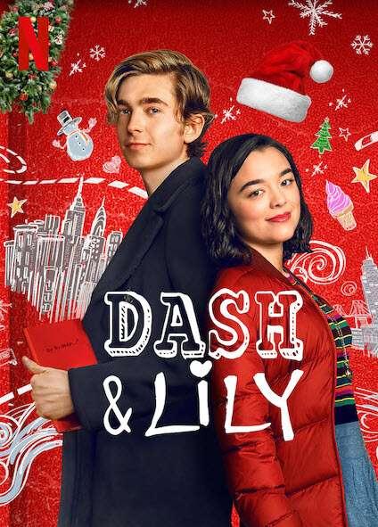 Dash & Lily kapak