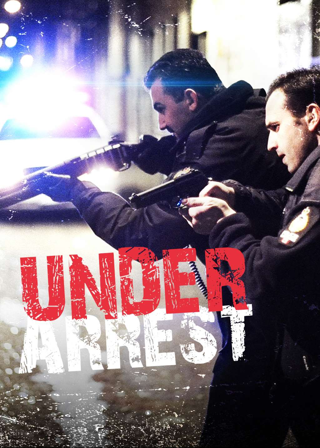 Under Arrest kapak