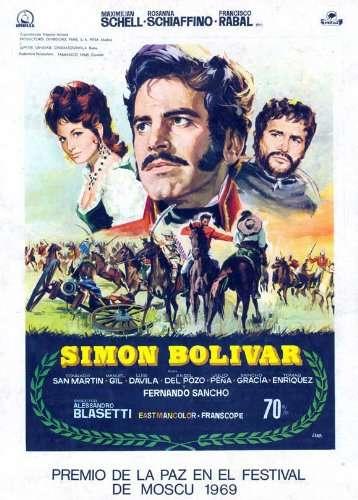 Simón Bolívar kapak