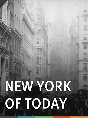 New York of Today kapak