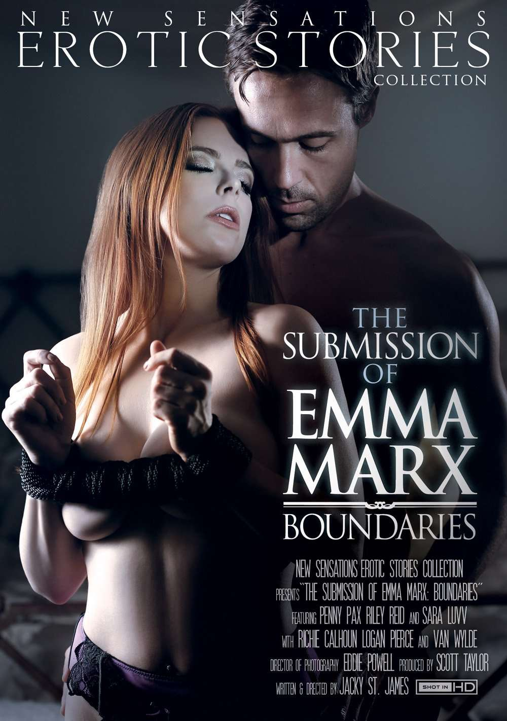 The Submission of Emma Marx: Boundaries kapak