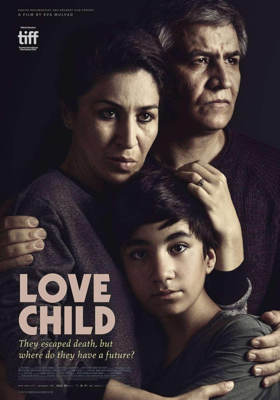 Love Child kapak