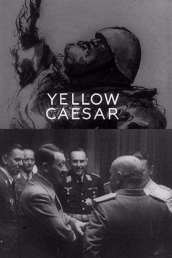 Yellow Caesar kapak