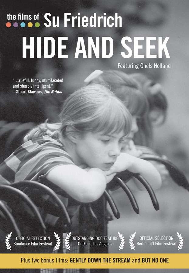Hide and Seek kapak
