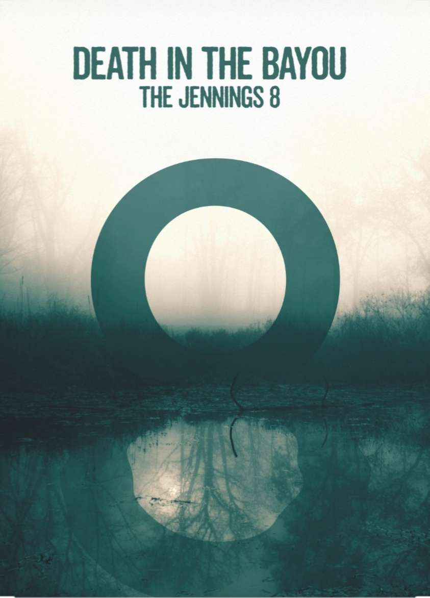 Death in the Bayou: The Jennings 8 kapak