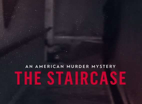 The Staircase: An American Murder Mystery kapak