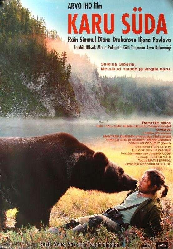 The Heart of the Bear kapak
