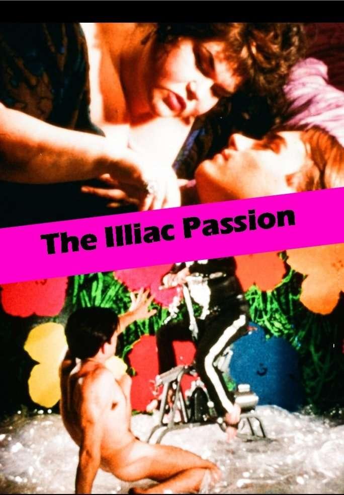 The Illiac Passion kapak