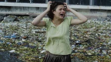 Woman of Breakwater kapak