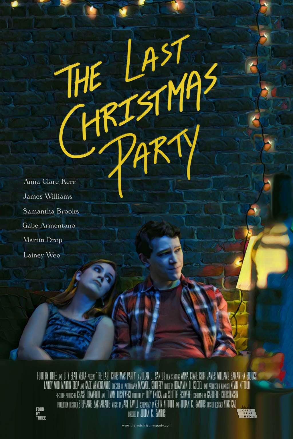 The Last Christmas Party kapak
