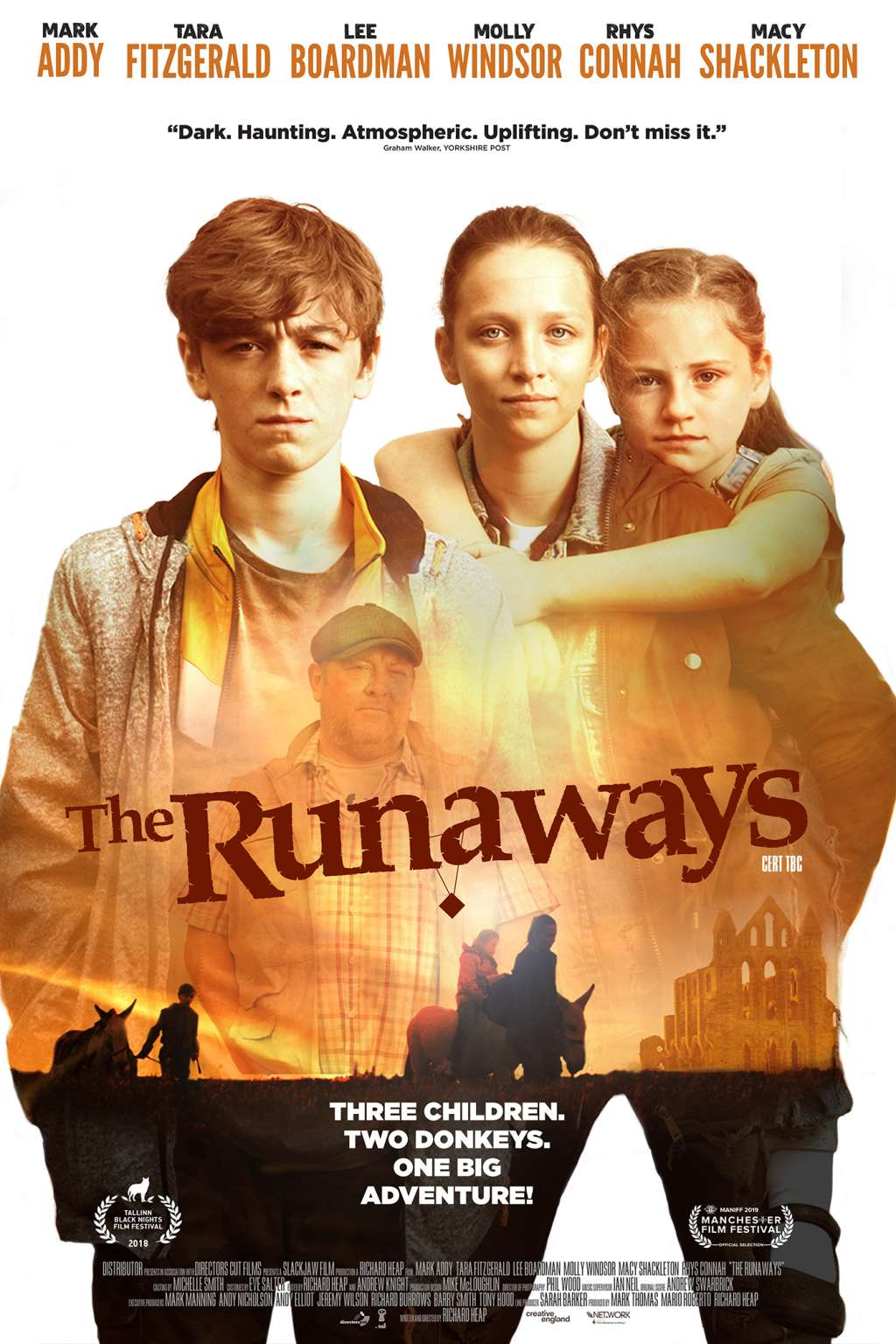 The Runaways kapak