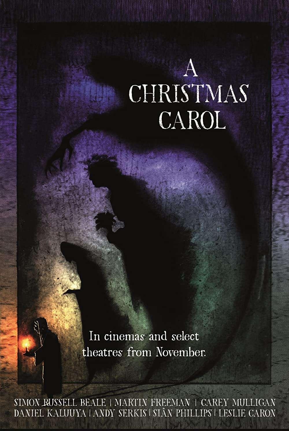 A Christmas Carol kapak