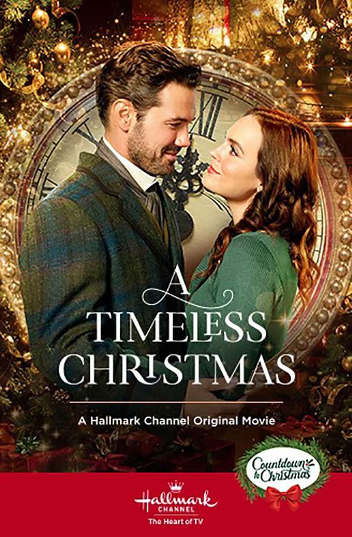 A Timeless Christmas kapak