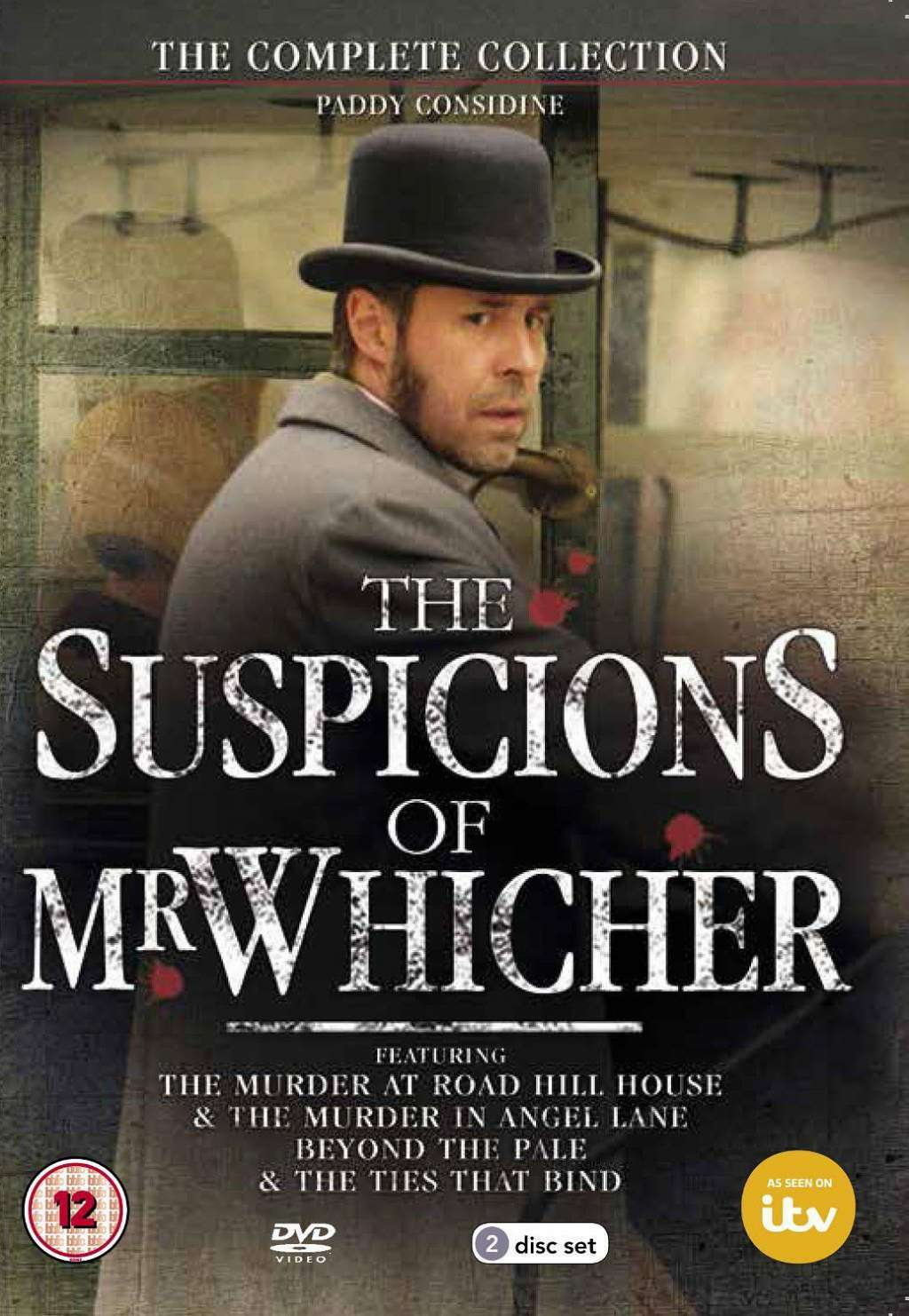 The Suspicions of Mr Whicher kapak