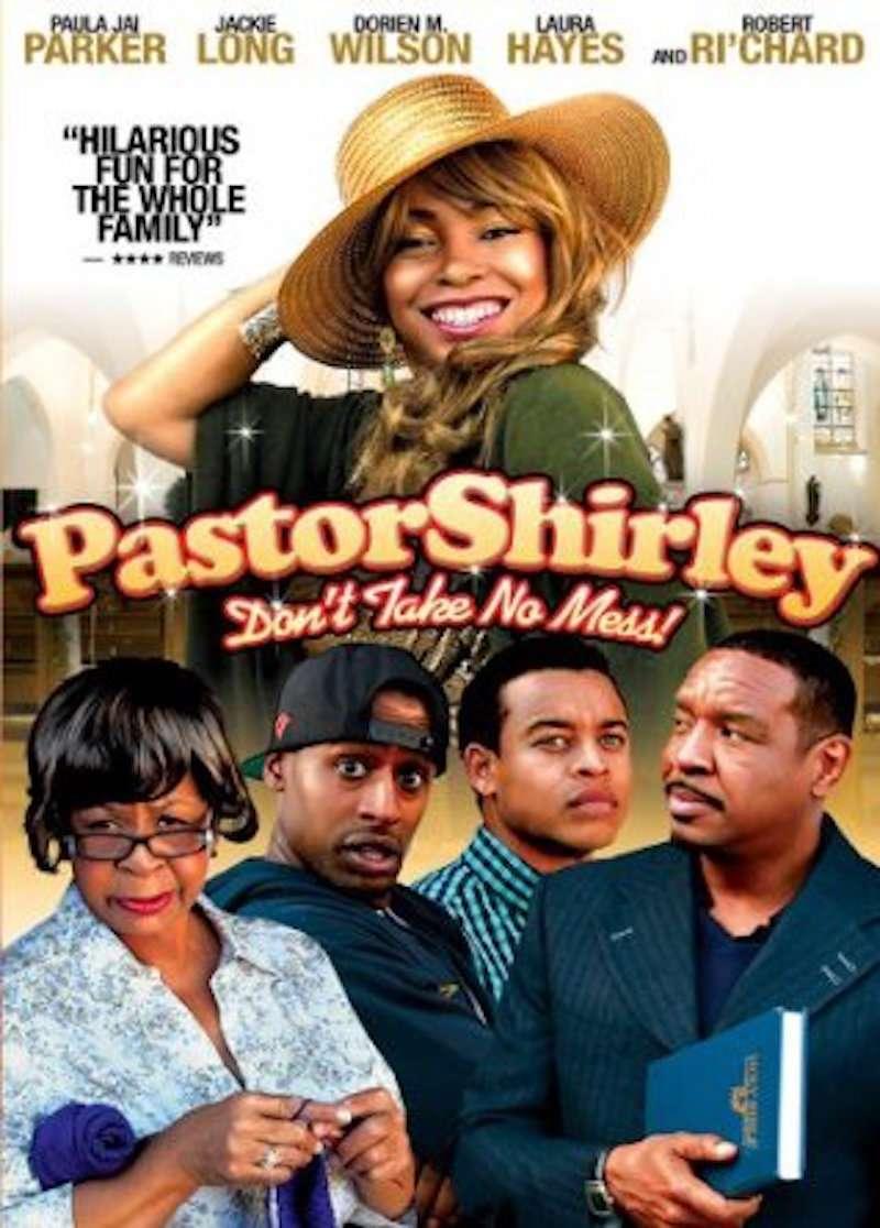 Pastor Shirley kapak