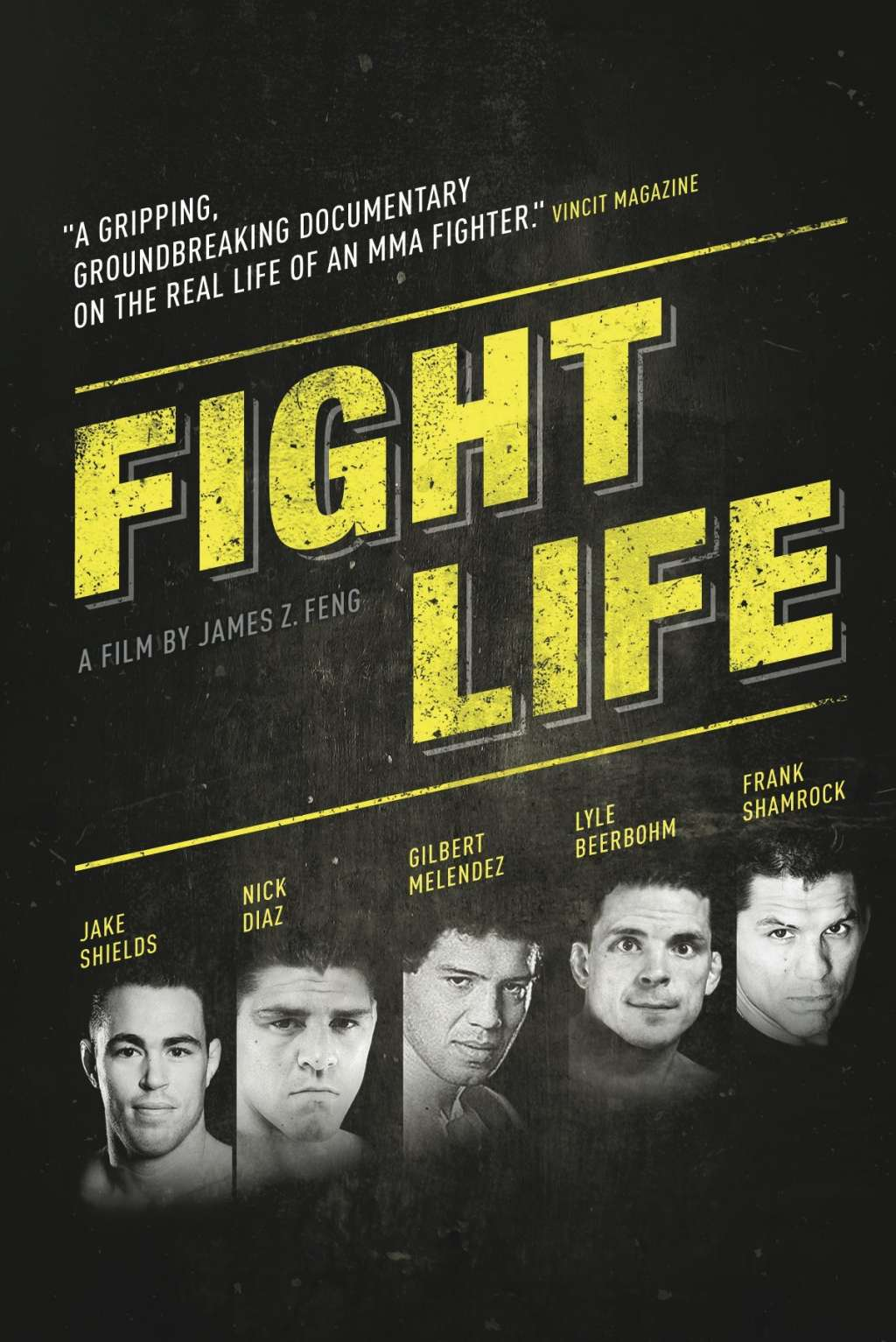 Fight Life kapak
