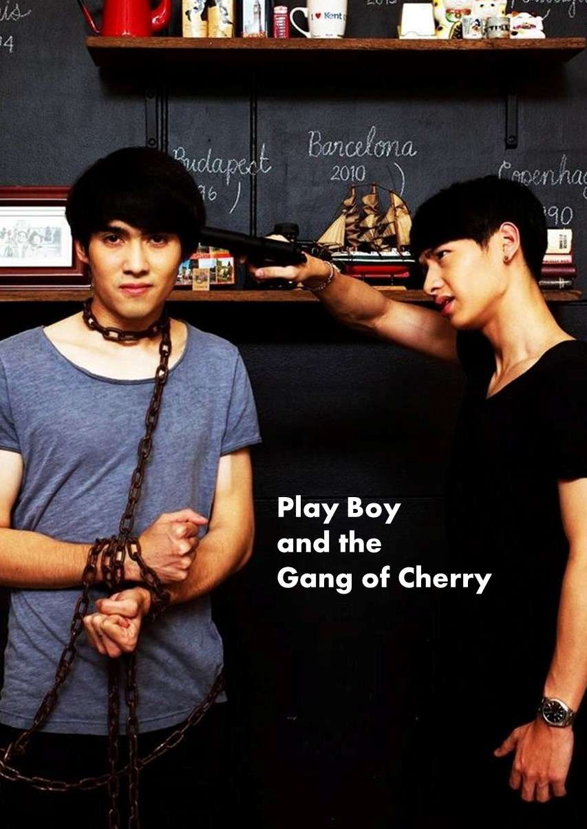 PlayBoy (and the Gang of Cherry) kapak