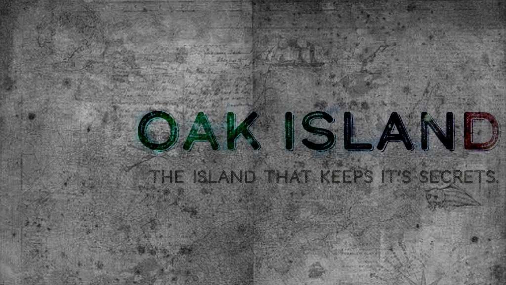 Oak Island kapak