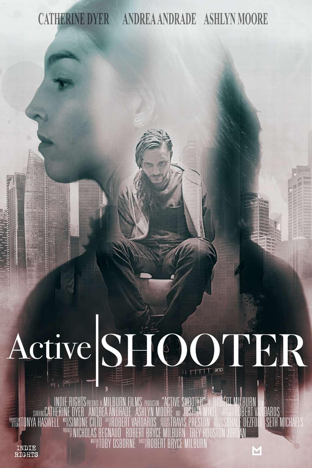 Active Shooter kapak