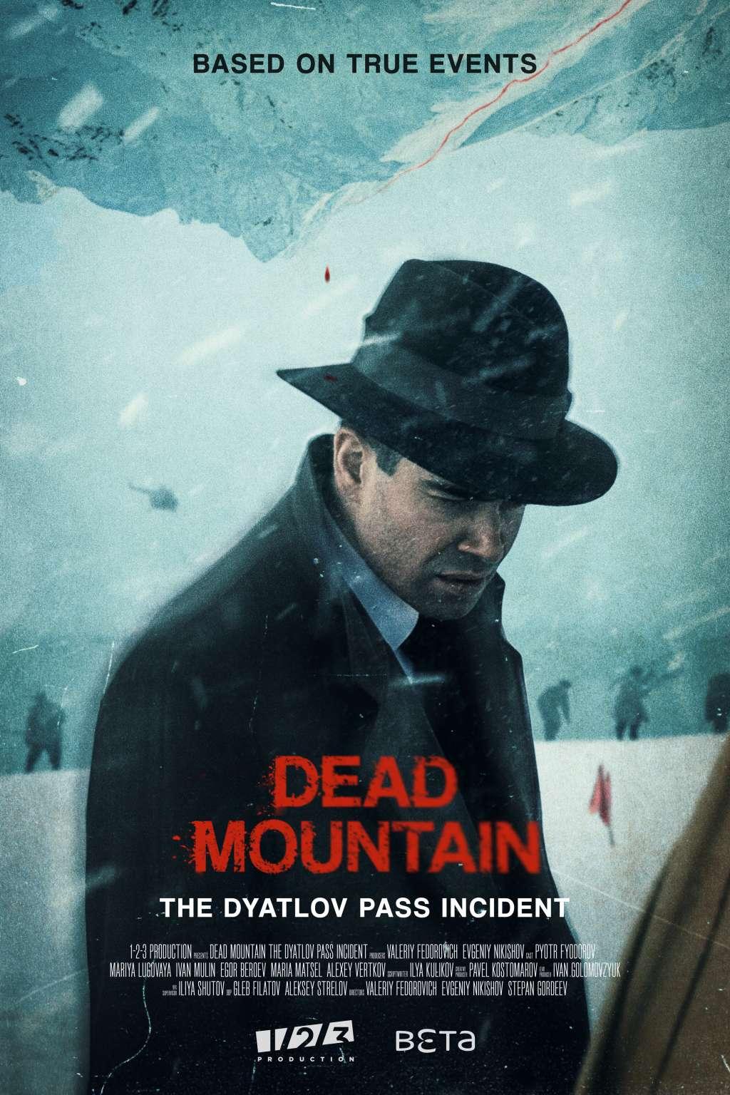 Dead Mountain: The Dyatlov Pass Incident kapak
