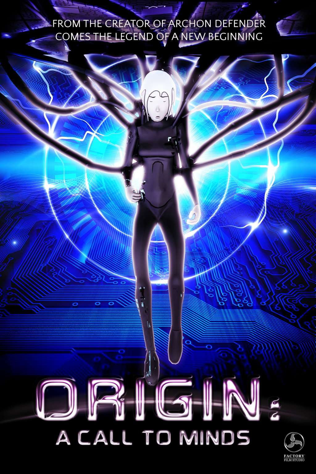 Origin: A Call to Minds kapak