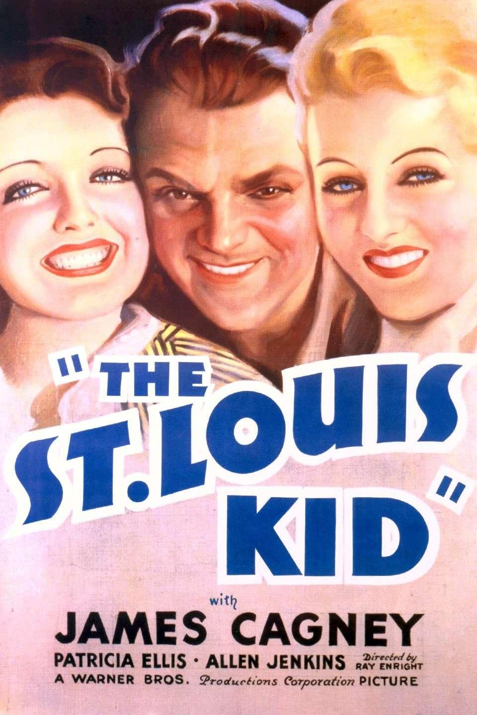 The St. Louis Kid kapak