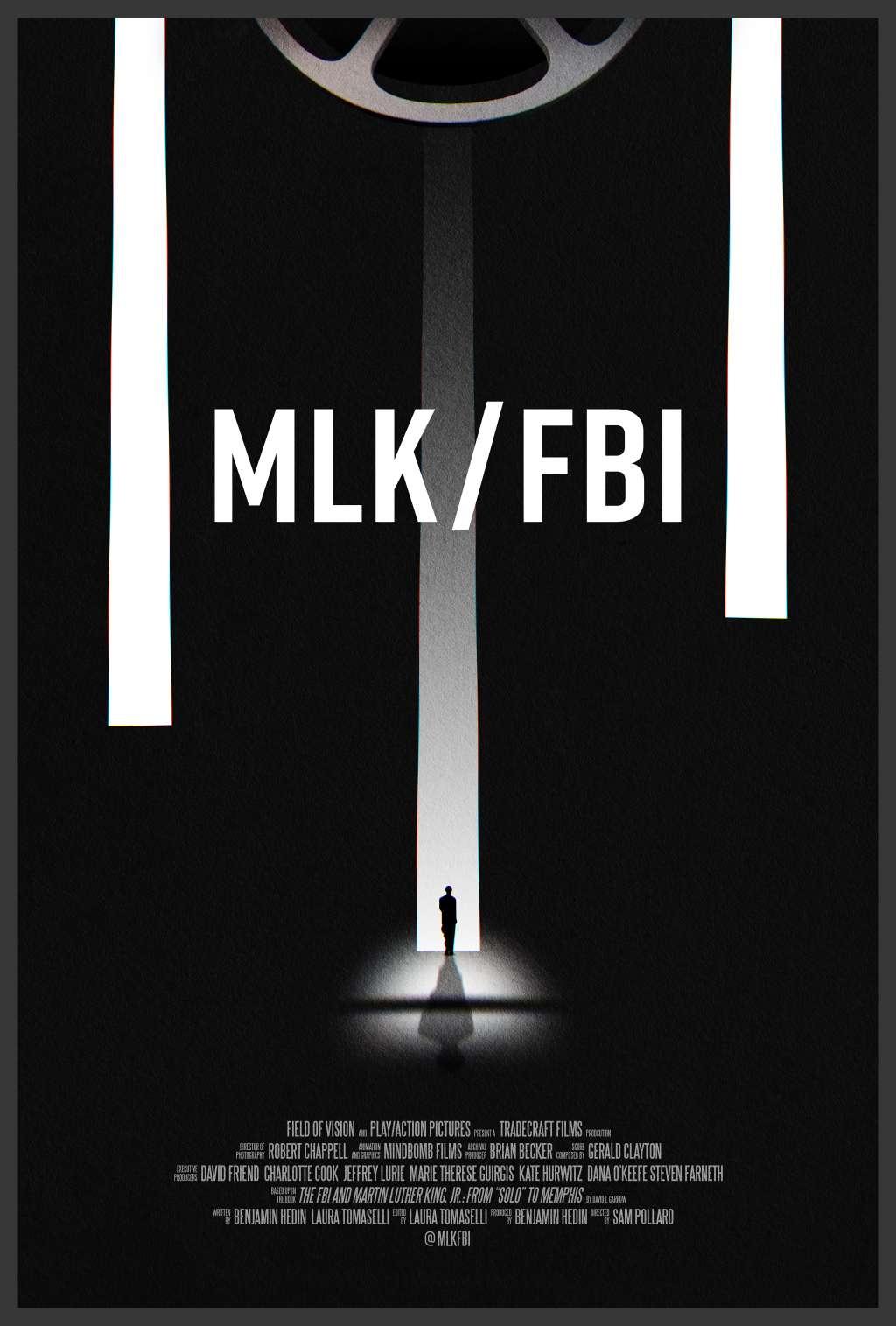 MLK/FBI kapak